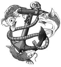Tatuaggio Ancora Un Disegno Carico Di Significati E Sempre Attuale