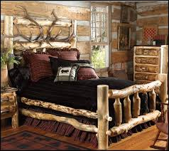 decorating theme bedrooms beauteous cabin bedroom decorating ideas Cabin  Bedroom Decor