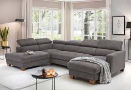 Home Affaire Wohnlandschaft Steve Luxus Mit Besonders Hochwertiger Polsterung Für Bis Zu 140 Kg Pro Sitzfläche Bestellen Baur