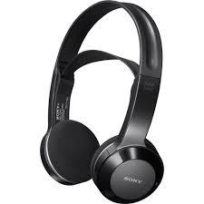 sony tv wireless headphones. sony mdr-if245rk infrared cordless stereo headphone tv wireless headphones l