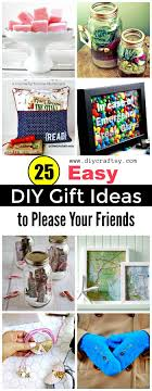 25 Smart and Easy DIY Gift Ideas to Please Your Friends - DIY \u0026 Crafts