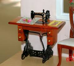 Doll Sewing Machine