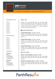 Professional Resumes Perth Perth Resume Joondalup 28 Images Professional Resume Resume And