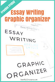 essay graphic organizer smart alec resources essay writing graphic organizer bie friday png