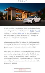 2018 tesla lease.  tesla tesla reduces entry price for the model s to 593month introduces new  2year lease option hold you until 3 and 2018 tesla