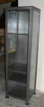 Metal Glass Display Cabinet Display Cabinet Made To Measure
