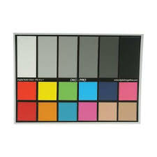 Dgk Color Tools Wdkk Waterproof 18 Gray Color Chart And