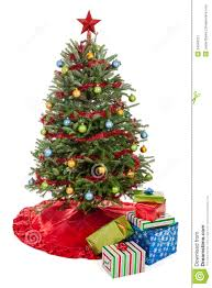 christmas trees decorated with presents. Delighful Presents Christmas Tree With Presents And Trees Decorated With Presents E