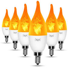 The Strange And Complex World Of Flame Effect Led Bulbs