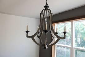 metal and wood chandelier. Metal And Wood Chandelier New Docheer Retro Iron Wooden 4