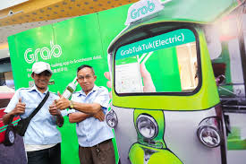 Grab Design Bangkok Ride Sharing Firms To Be Legal By March