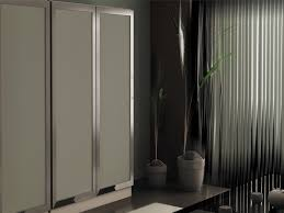 fabulous stainless steel frosted glass cabinet dooretal frame doors with frosted glass aluminum glass