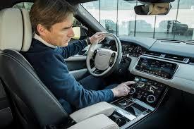 2018 land rover velar interior.  rover the velaru0027s luxury interior includes an infotainment centre and 2018 land rover velar