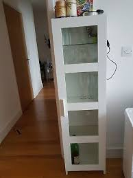 ikea brimnes glass door cabinet brand new boxed 50 00 pic uk