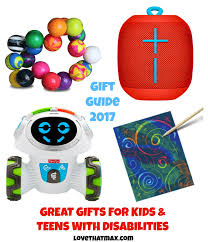 Gifts for teens with cerebral palsy