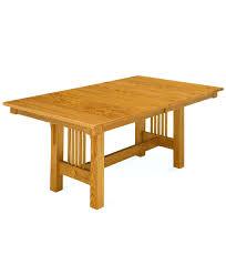 trestle mission amish table