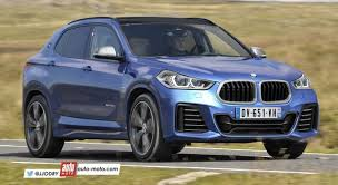 2018 bmw new models.  Bmw 2018 BMW X2 PopsUp In New Renderings In Bmw New Models S