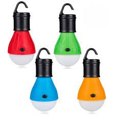 Mini Portable Waterproof Emergency Lantern Led Bulb Lamp Tent Light
