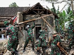 Explore more on indonesia earthquake. Indonesia Earthquake Four Dead After 6 8 Magnitude Quake Strikes Off Islands Of Java And Sumatra The Independent The Independent