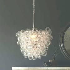 clear glass chandelier bubble glass chandelier modern branching bubble chandelier organic clear deformed bubble glass chandeliers