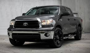 Exclusive Motoring 2015 Toyota Tundra with XD wheels | Toyota ...