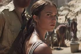 Alicia Vikander Transforms Into Lara Croft For First Tomb