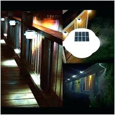solar powered fence light outdoor fence lighting garden fence lights fence solar lights a the best option outdoor 4 led outdoor fence lighting solar powered