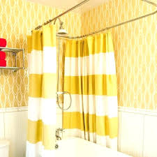 extraordinary ceiling height shower curtain shower curtain height hanging shower curtain rod installing into tub surround