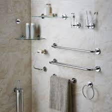 Bathroom accessories Green Stainless Steel Bathroom Fittings Indiamart Stainless Steel Bathroom Fittings Rs 292 piece Polyware