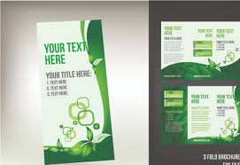 2 folded brochure template 2 fold brochure template free