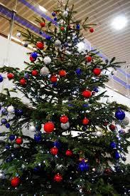 Blue Christmas Tree Decorating Ideas Adding Cool Elegance to Winter Holiday  Decor