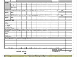 expenses report excel free expense report template excel and monthly report template excel