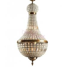 french lighting designers. RH 19TH C. FRENCH EMPIRE CRYSTAL CHANDELIER- A Style Lighting Design On Dezignlover.com French Designers