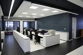 modern open plan interior office space. Warning: Your Open-plan Office Can Make You Ill Modern Open Plan Interior Space S