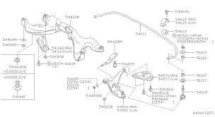 1996 nissan maxima oem parts nissan usa estore front suspension 401 member link