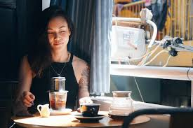 True to hanoian tradition, a cup of coffee is best enjoyed with generous spoonfuls of condensed milk. Exploring Vietnam S Coffee Culture With The Founder Of Nguyen Coffee Supply