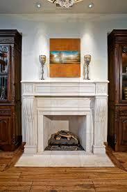 fireplace 216 in riviera beige honed