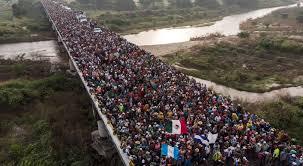 Image result for central american migrant caravans