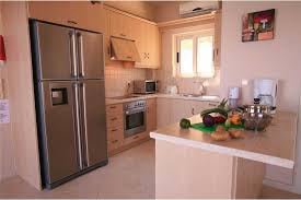 Kitchen Furniture Names Double Fridge Kitchen Pictures Beautifull Villas From The