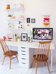 Ikea home office images girl room design Chair Home Office Ideas Crismateccom Inspiring Home Office Decorating Ideas Kisses For Breakfast