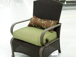 our chair before with old cushions and pillows
