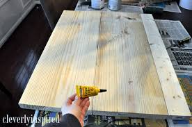 diy wooden kitchen countertops. next you need to fill the seams with a stainable wood filler. place bead and wipe your finger. can sand down rest of filler when it drys. diy wooden kitchen countertops
