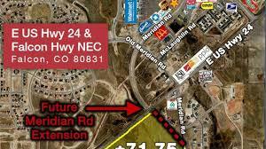 E Us Hwy 24 Falcon Hwy Nec Falcon Co 80831 Development Site