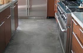 Cement Kitchen Floor Similiar Cement Looking White Kitchen With Gray Tile Floor Keywords
