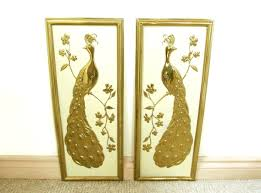 colorful galvanized metal wall decor gift the wall art decorations