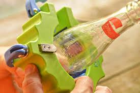 bottle glass 4
