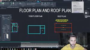 Residential Design Using Autocad 2019 2 The Basics Of Autocad Architecture 2020 Creating A Floor Plan Using Walls Windows Doors