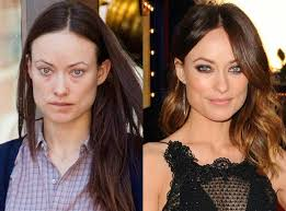 photographyretouchposts olivia wilde professional makeup artist actress without makeup celebs without makeup