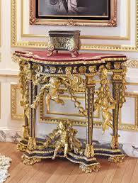 Italian Baroque Interior Design C1700 A Pair Of Important Italian Baroque Parcel Gilt