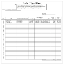 Free Monthly Timesheet Template Excel Free Monthly Timesheet Template Morningtimes Co